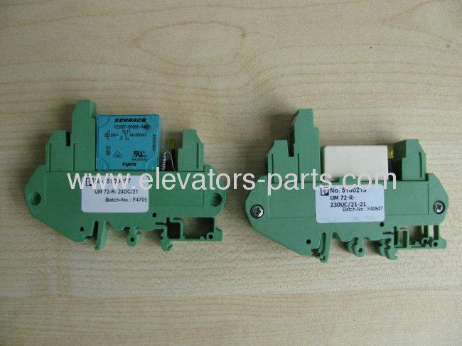 Thyssen Elevator Spare Parts relay