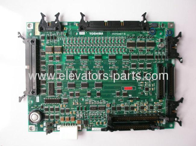 Toshiba elevator spare parts IO-MLT2