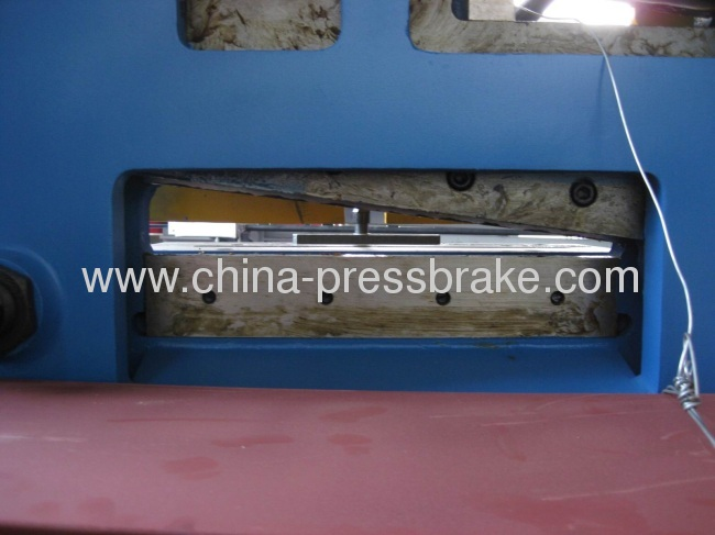 hydraulic angle iron cutting machine
