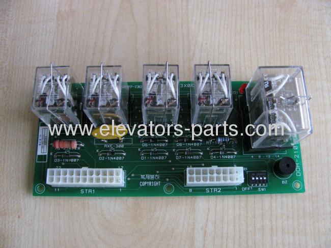 LG-OTIS Elevator Spare Parts DOR-210