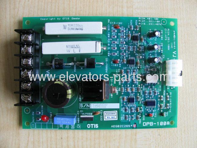 LG-OTIS Elevator Spare Parts DPB-100A