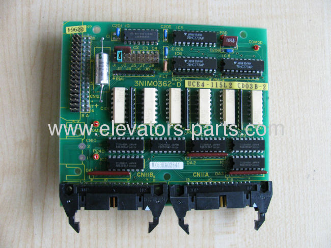 Toshiba Elevator Parts 3N1MO362-D