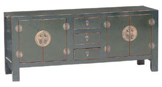Antique reproduction furniture Tv cabinet