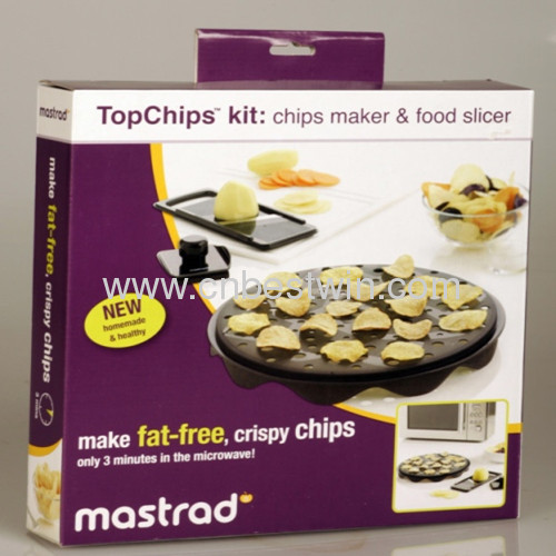 CHIPS MAKER AND FOOD SLICER