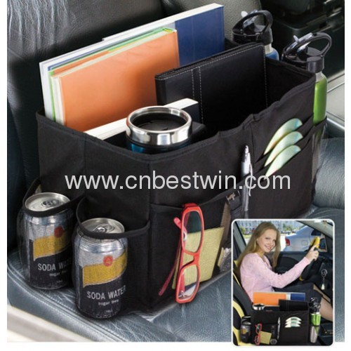 AUTO CONSOLE ORGANIZER FOR CAR