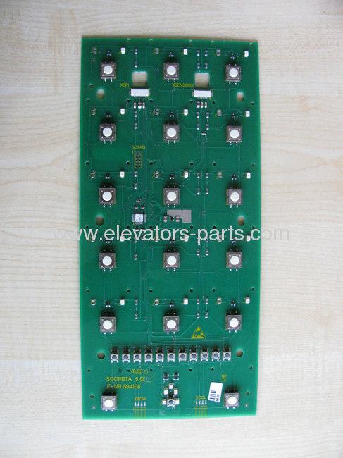 Schindler Elevator Spare Parts ID NR.594104