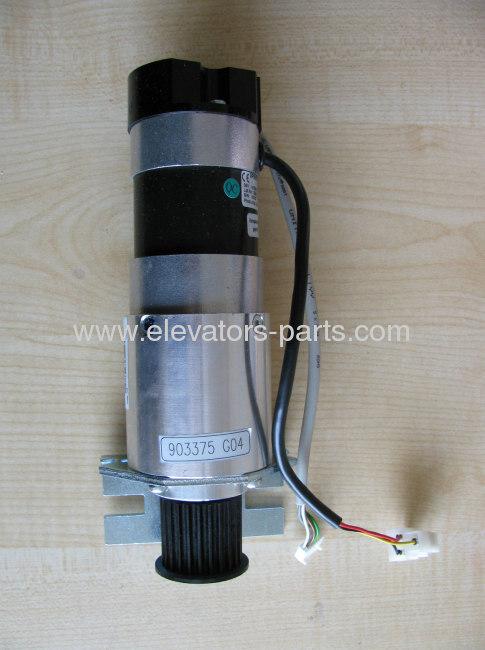 Kone Elevator door machine motor 903375G04