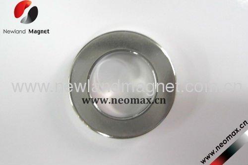Radial Magnetized Ring Magnet