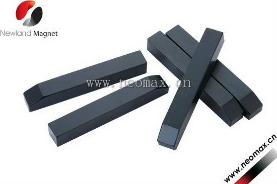 black custom neodymium magnets