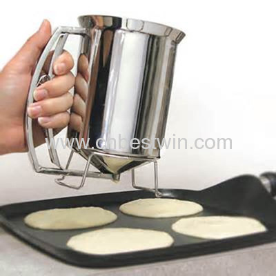 PANCAKE BATTER DISPENSER AS SEEN ON TV