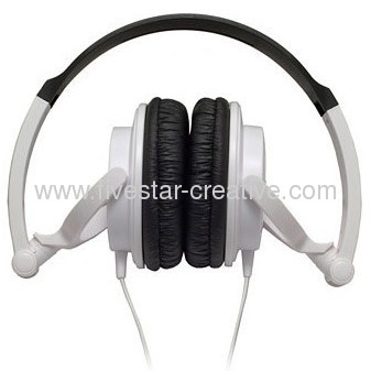 Audio Technica portable stereo headphone ATH-SJ1 headsets