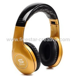 Soul by Ludacris SL150 Headphones in Yellow