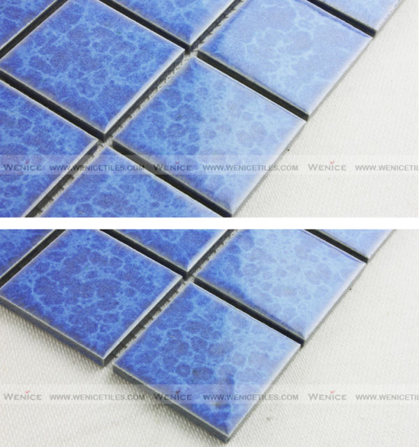 Blue color mozaik tile 45x45