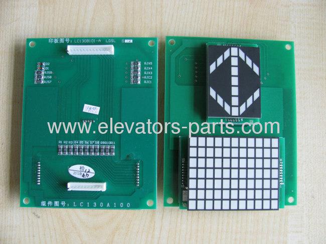 Mitsubishi Elevator Spare Parts LC130B101-A
