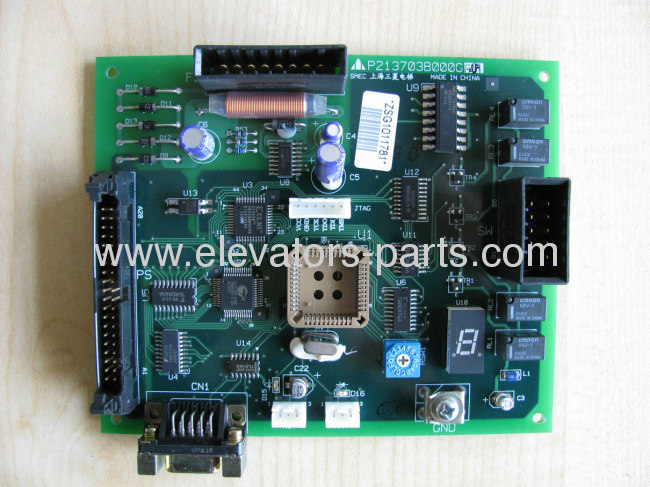 Mitsubishi Elevator Spare Parts P213703B000G01
