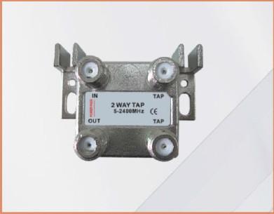 LOTTECK 4.0-5.5dB Insertion Loss 33-3G2T 2-way tap