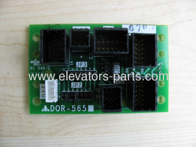Mitsubishi Elevator Spare Parts DOR-565A