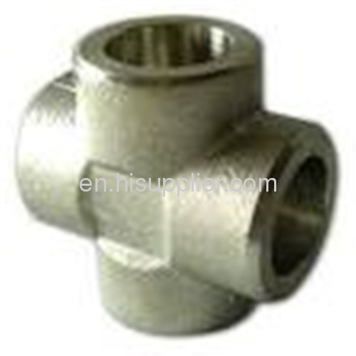 hebei gee pipe sch20 asme b16.9 carbon steel cross