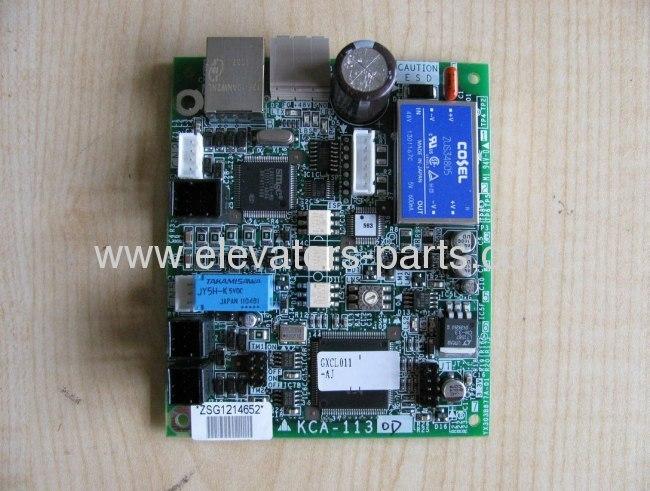 Mitsubishi Elevator Spare Parts KCA-1130D