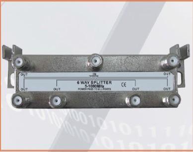 5-10000MHz LOTTECK33-1G4T-C/D 4-WAY TAP