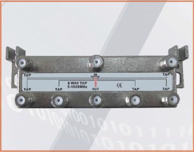 5-10000MHz LOTTECK33-1G6T-C/D 6-WAY TAP