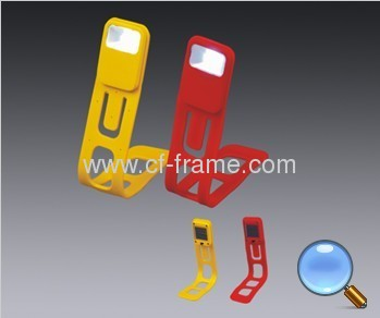 solar bookmark light for promotional gift