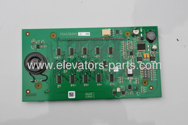 OTIS Elevator Spare Parts FDA23600V1
