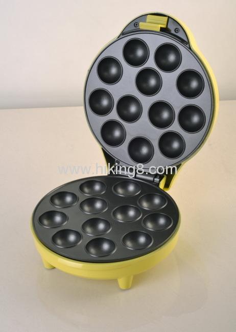 electric 12 cavity cake pop maker
