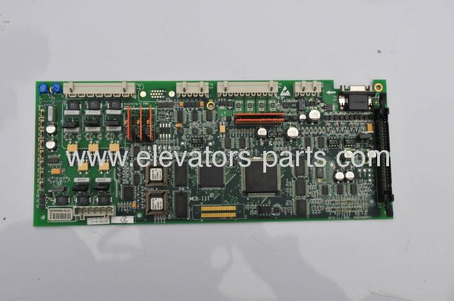 OTIS Elevator Spare Parts MCBIII GAA26800KF1