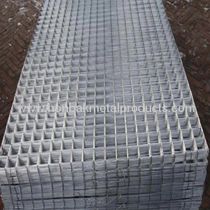 2x2 Galvanized Welded Wire Mesh Panel From China