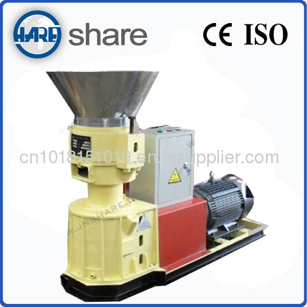 pellet press for wood industrial