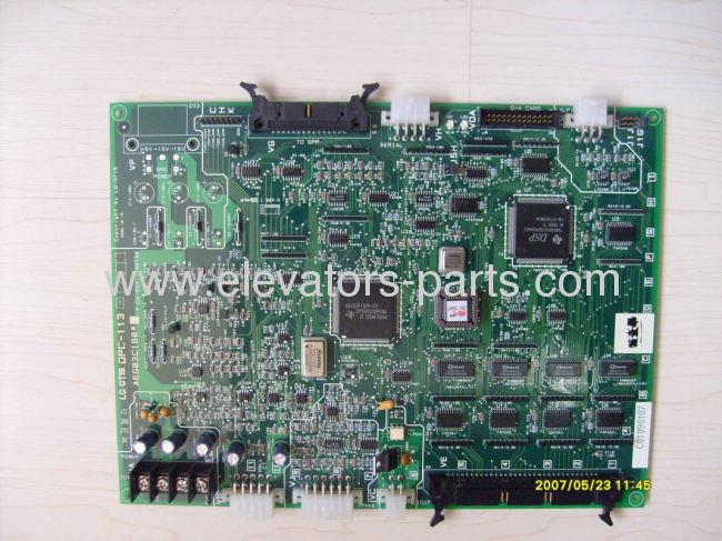LG-OTIS Elevator Spare Parts DPC-113