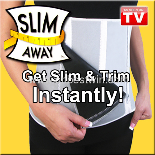 ADJUSTABLE WAIST SLIMMING BELT