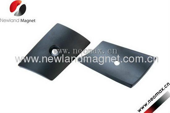 Countersunk Hole NdFeB Magnet