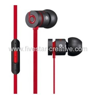 Monster Dr.Dre Urbeats In Ear Headphones with Remote&MIC Black