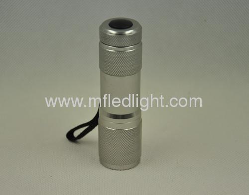 1W/3W White LED high power mini aluminum flashlight