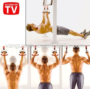 PerfectPullup, Body Building