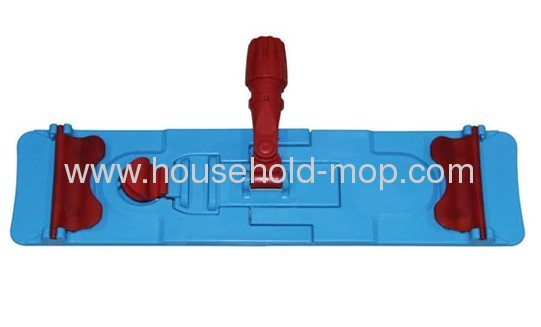 Plastic flate mop frame head refill