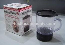 Coffee magic, coffee mixer, coffee mug , coffee magic