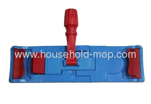 Plastic microfiber chenilleflate mop frame head refill