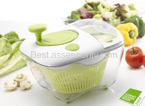 salad all in one-Konstar All in One Makes tossing salads so easy!Salads Spinner Slicer, grater and spinner