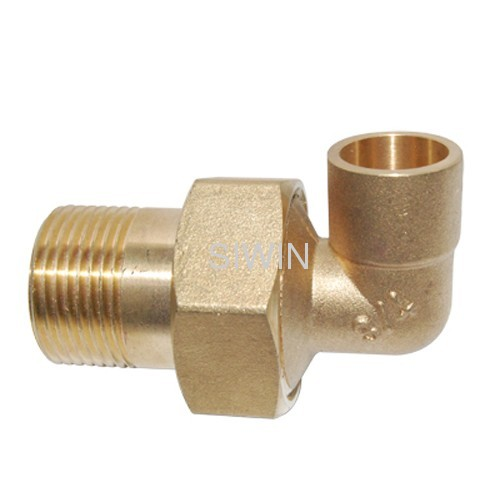 Brass welding elbow stainless pipe fittings parts