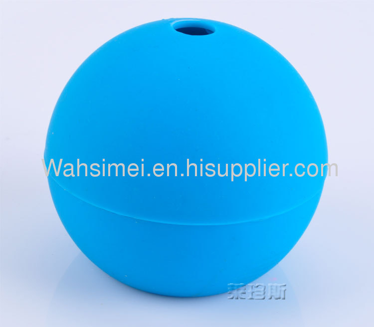 FDA SGS LFGB approved food degree silicone ice ball