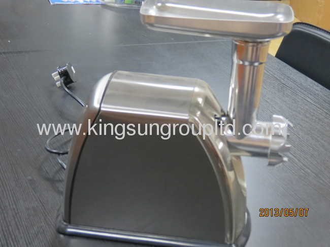 Stainless steel meat grinder 2500W high-quality GS,CE,ROHS