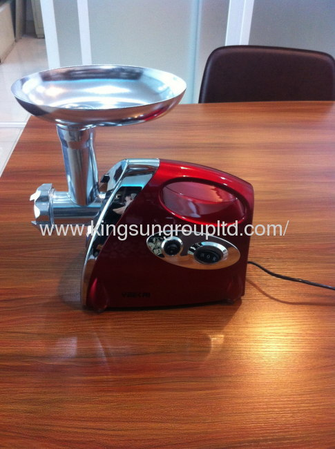 Spray color high-quality Electric meat grinder CE ,ROHS ,GS standard