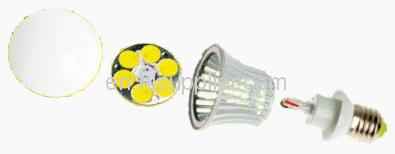 4W MCOB LED Bulb E27 R60