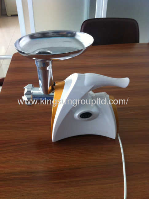 Mini Electric meat grinder GS,.ROHS ,CE 2013