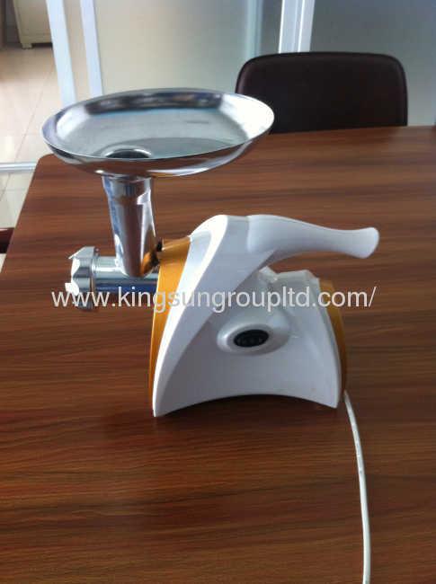 Mini Electric meat grinder GS,.ROHS ,CE 2013