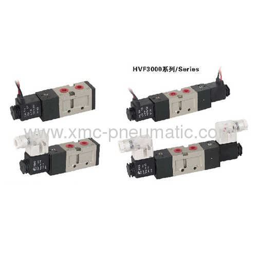 Lead Type Two-position Five-way Solenoid Valve