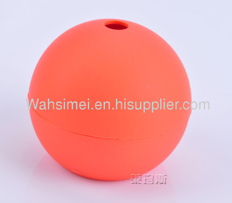 Various color and shape silicone ice ball